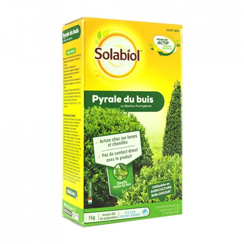 Vente en ligne de Pyrale du Buis 15g - Solabiol 0