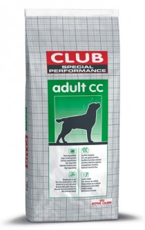 CROQUETTES CHIEN Club Special Performance Adult CC 15 Kg - Royal Canin