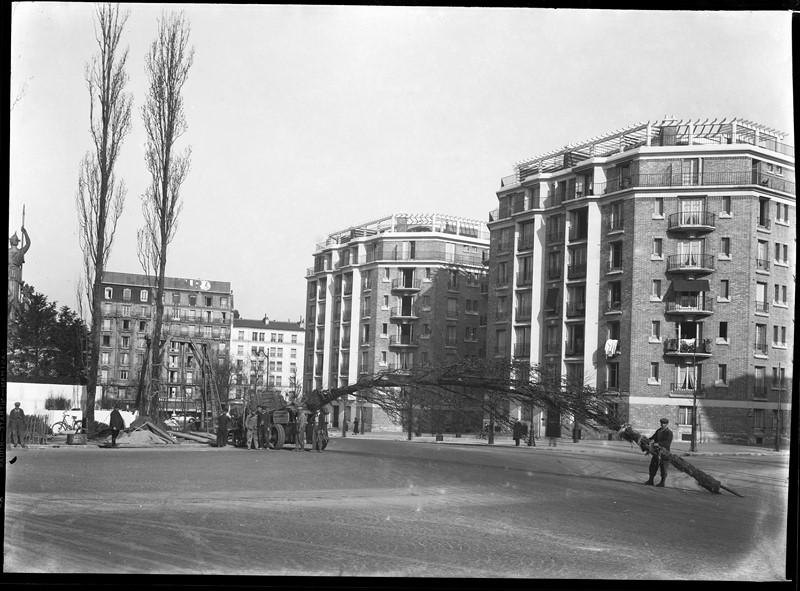 pepinieres defresne vitry Paris Porte dorée