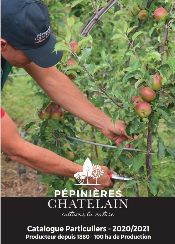 Catalogue Pépinières Chatelain 2020-2021