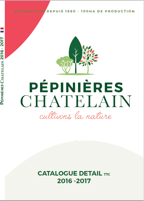 Catalogue Chatelain particuliers 2016/2017