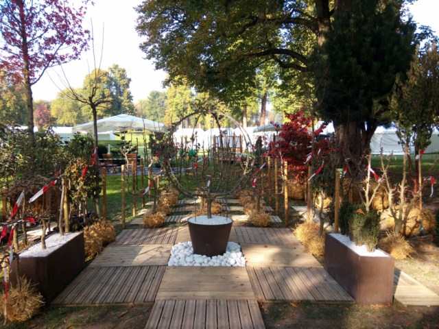 Stand Chantilly 2015