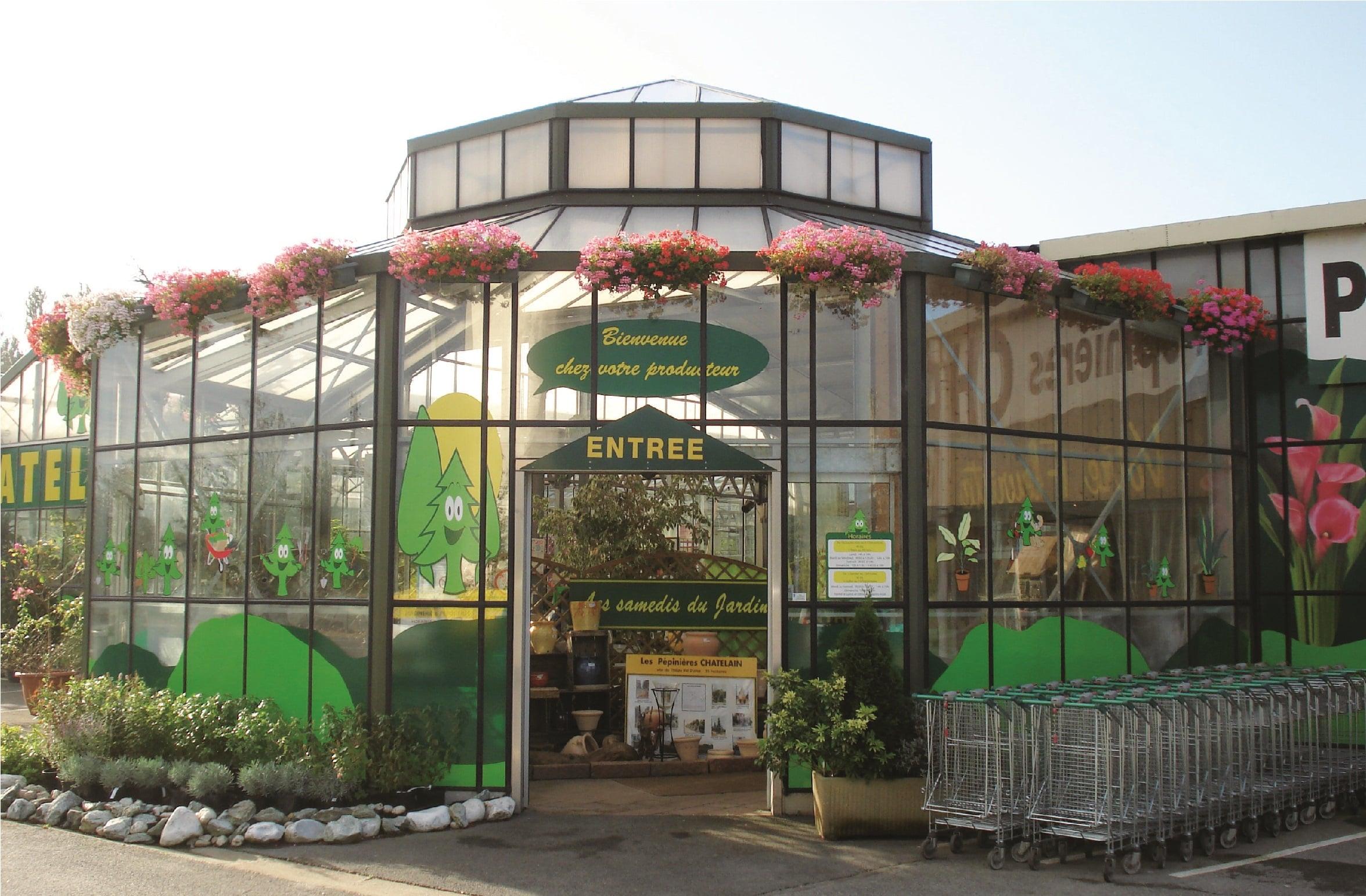 Jardinerie Chatelain